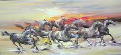 wild running by david v
