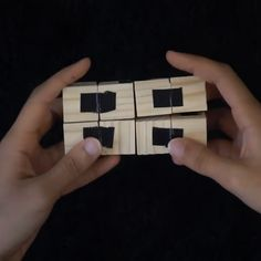 Wooden Cubes for Making DIY Infinity Photo Cube - Picture Cube, Picture Boxes, Photo Projects, Projects To Try, Infinity Photo, Photo Cubes, Wooden Cubes, Wooden Picture, Boyfriend Anniversary Gifts