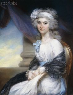 Marie Antoinette Black And White Painting