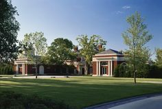 $33m Georgian mansion, Dallas, Texas