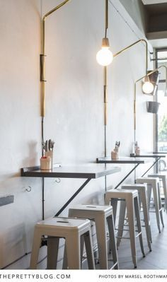 modern small cafe - Google Search