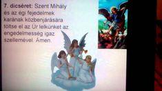 Szent Mihály arkangyal rózsafüzére 9 dicsérettel Urban, Bible