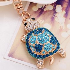 Keychain turtle Cute turtle keychain. New . Great as a gift of for personal use. Accessories Key & Card Holders