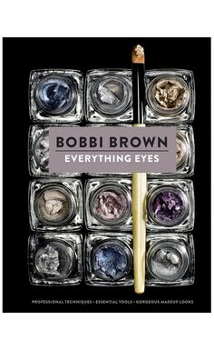 A must-read by Bobbi Brown. How to create standout eyes!