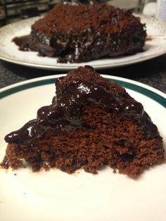 nosaibasfood :): Easy chocolate gooey fudge cake