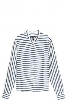 striped shirt by RAG & BONE. Available in-store and on Boutique1.com