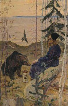 About ArtArt - Михаил Васильевич Нестеров