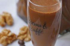 Příprava receptu Karamelový likér s chutí irské whiskey, kávy a ořechů, krok 3 Cantaloupe, Whiskey, Pudding, Fruit, Desserts, Food, Whisky, Tailgate Desserts, Deserts