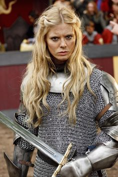 (1) Women in armor are hot, even if it isn't a bikini (19 Photos) : theCHIVE