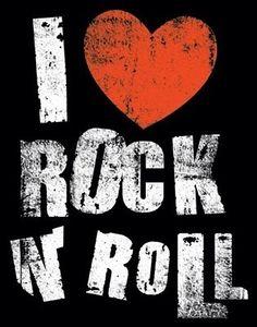 rock n' roll heart....I do love rock n' roll~
