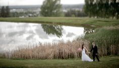Beautiful early June wedding at Beacon Hill