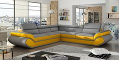 Design for your comfort. get luxury sofa to enhance your room. Your comfort is our concern! Corner Sofa Design, Living Room Sofa Design, Bedroom Bed Design, Bedroom Furniture Design, Modern Bedroom Design, Home Room Design, Sofa Furniture, Living Room Designs, Sofa Set Designs