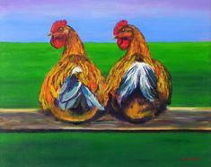 Kippen nieuw