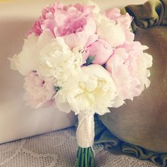 Peony bouquet. Emersonevents.com