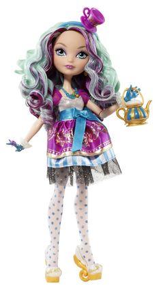 EVER AFTER HIGH™ MADELINE HATTER™ Doll -  Daughter of Mad Hatter