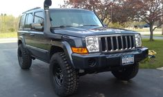 June 2012 Ride of the Month WINNER! - Jeep Commander Forums: Jeep Commander Forum