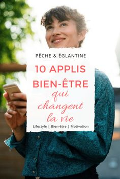 10 life-changing wellness apps - P & E- 10 appli bien-être qui changent la vie – P&E App for well-being and personal development: wellness apps with relaxation apps, meditation apps, apps to organize, apps to be positive # wellbeing - Routine Quotes, Meditation Apps, Miracle Morning, Burn Out, Life Quotes Love, Psychology Facts, Color Psychology, Psychology Experiments, Personality Psychology