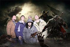 The Elder Scrolls Online Tamriel Beer Garden Event at PAX East 2013.