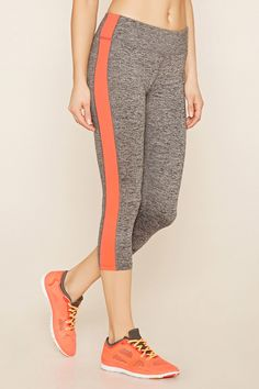 Active Colorblock Capri Leggings Price: $19.90