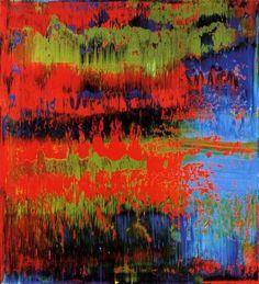 Gerhard Richter . 1986 . 110 cm x 100 cm