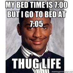 what a thug