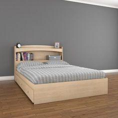 Red Barrel Studio Brook Hollow Bed Frame