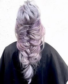 "1,153 Likes, 23 Comments - A PULP RIOT Salon Seattle (@rossmichaelssalon) on Instagram: ""It's So Fluffy! 💜🐼💜 Deconstruction Is An Art-Form. When You Find Beauty In The Un-Done. Using All…"""