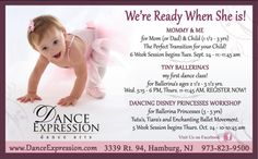Sample Dance Class, First Dance, Print Ads, Mommy And Me, Your Child, Dads, Children, Young Children, Boys