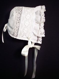 Heirloom Sewing Projects | DIY Projects / Susan Stewart designs, heirloom sewing---beautiful!