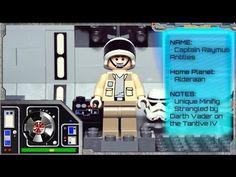 Minifig Galaxy 'Classic LEGO Star Wars' Tantive IV Set 10198 – 2009 - Power of the Brick