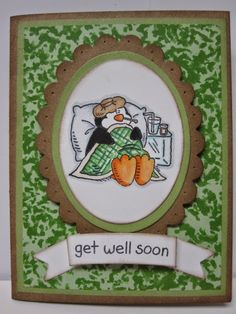 Creations by Patti: A Speedy Recovery Get Well Card using SU Happy Healing