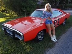 General Lee Charger