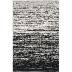 Shop AllModern for Safavieh Adirondack Silver/Black Area Rug - Great Deals on all  products with the best selection to choose from!