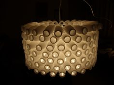 Otra lámpara reciclada