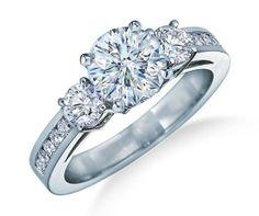 Diamond Engagement Rings Under 500 36