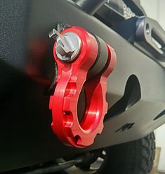 American Trail Products (ATP) Billet D-Ring Shackles