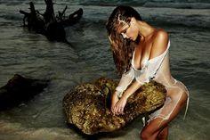 Nina Agdal - Antoine Verglas Photoshoot (5)