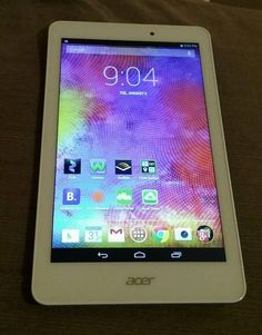 Acer Iconia One B1-810 8 Inch Tablet - 16GB - Android. #tabletism_pk
