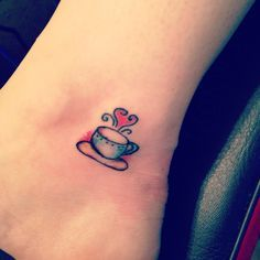 Image result for coffee cup tattoos