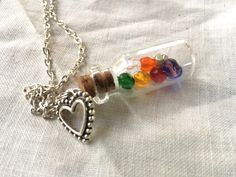 LDS Young Women Value Necklace, camp