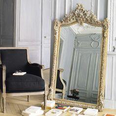 Conservatory mirror