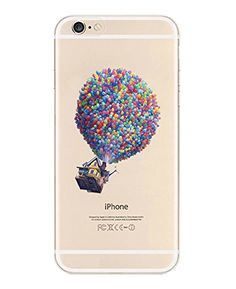 iPhone 6 Case, DECO FAIRY® Protective Case Bumper[Scratch-Resistant] [Perfect Fit] Translucent Silicone Clear Case Gel Cover for Apple iPhone 6 (Balloon House iPhone 6 4.7) DECO FAIRY® http://www.amazon.com/dp/B00WW8L39A/ref=cm_sw_r_pi_dp_7GC8vb1SASBQT