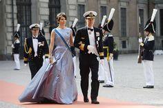 BILLEDER Sveriges prins Carl Philip sagde ja til sin Sofia | Nyheder | DR
