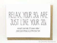 32 Best 30th Birthday Cards Images On Pinterest In 2018