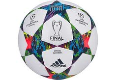 adidas Finale Berlin Official Match Soccer Ball - White and Blue. Soccer Goalie, Soccer Gear, Soccer Boots, Soccer Tips, Play Soccer, Soccer Cleats, Soccer Players, Soccer Ball, Soccer Stuff