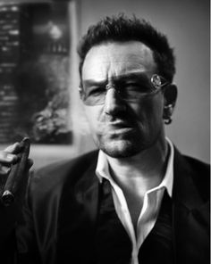 Bono (Photography by Vincent Peters)