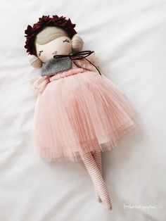 Tippy Toe #1 heirloom doll
