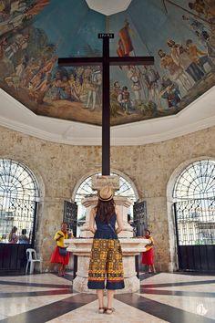 Philippine Architecture, Famous Landmarks, Cebu, Cn Tower, History, Building, Food Photography, Saints, Portrait