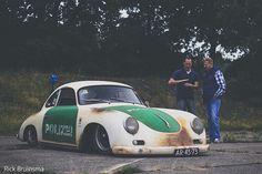 """Porsche"" 356 - Polizei #porsche"