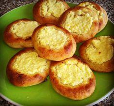 Kváskové chodské koláče - obrázok 5 Baked Potato, Zucchini, Ale, Muffin, Food And Drink, Potatoes, Baking, Vegetables, Breakfast